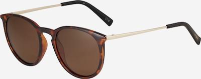 LE SPECS Sonnenbrille 'OH BUOY' in braun / gold, Produktansicht