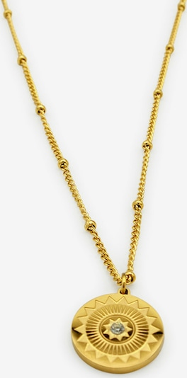 Corazul Kette in gold, Produktansicht
