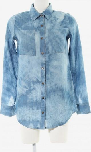 Iriedaily Langarm-Bluse in XS in blau, Produktansicht