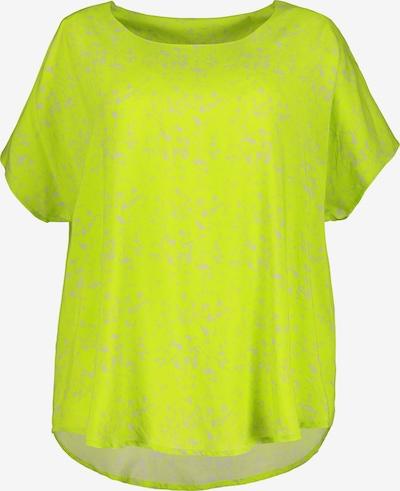 Studio Untold Shirt in limette, Produktansicht