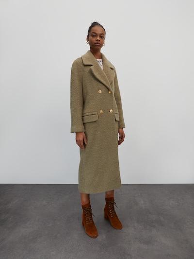 EDITED Prechodný kabát 'Maida' - zelená, Model/-ka