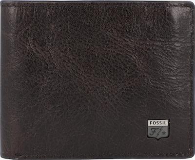 FOSSIL Geldbörse 'Jesse' in dunkelbraun, Produktansicht