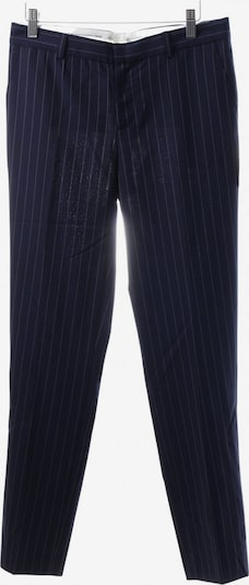 Each x Other High-Waist Hose in S in dunkelblau / weiß, Produktansicht