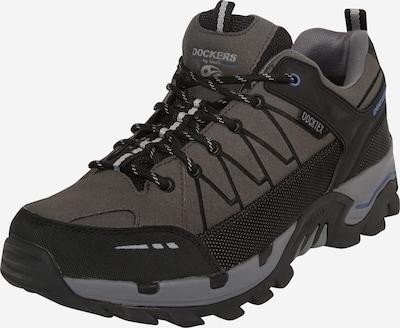 Dockers by Gerli Sneaker in dunkelgrau / schwarz, Produktansicht