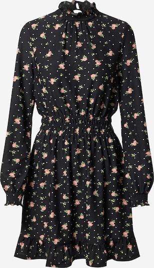 Miss Selfridge Jurk in de kleur Lichtgroen / Rosa / Zwart / Wit, Productweergave