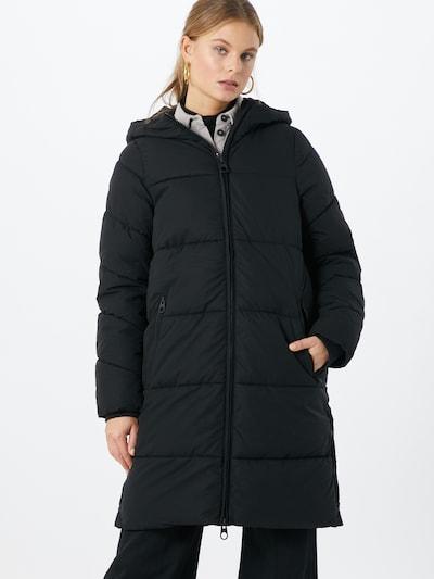 ONLY Between-seasons coat 'Sienna' in black, View model