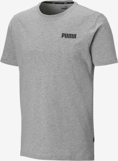 PUMA Shirt 'Essentials Small Logo' in grau, Produktansicht