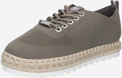 TOM TAILOR Sneaker in khaki, Produktansicht