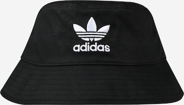 ADIDAS ORIGINALS Hatt 'Trefoil' i svart