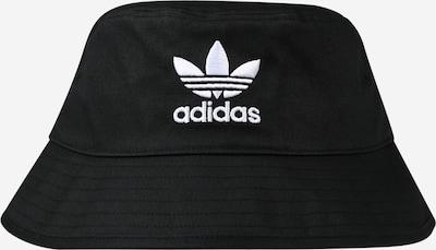 Skrybėlaitė 'Trefoil' iš ADIDAS ORIGINALS, spalva – juoda, Prekių apžvalga