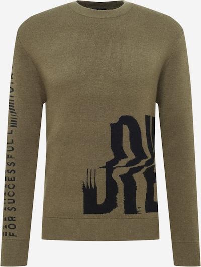 DIESEL Pullover 'K-MARRA' in khaki, Produktansicht
