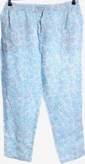 Wrap Pants in XXXL in Blue / White, Item view