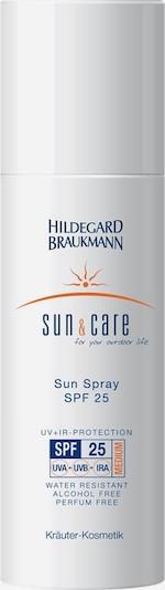 Hildegard Braukmann Sonnenschutz 'Sun & Care' in transparent, Produktansicht