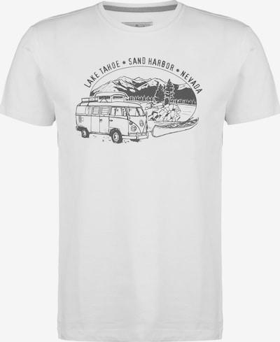 VAN ONE Shirt in de kleur Wit, Productweergave