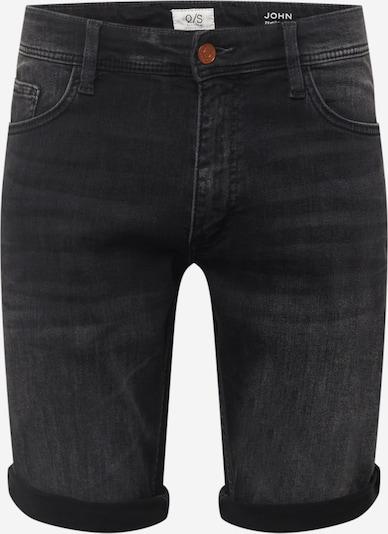 Q/S designed by Jeans 'John' in de kleur Grey denim, Productweergave