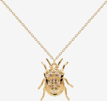 zelts P D PAOLA Ķēdīte 'Luck Beetle'