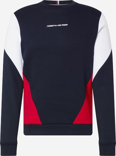 Tommy Sport Urheilullinen collegepaita värissä tummansininen / punainen / valkoinen, Tuotenäkymä