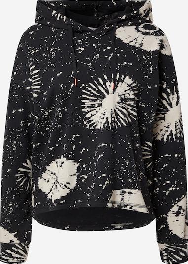 PJ Salvage Slaapshirt in de kleur Zwart / Wit, Productweergave