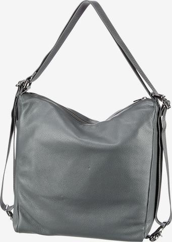 MANDARINA DUCK Handtasche ' Mellow ' in Grau