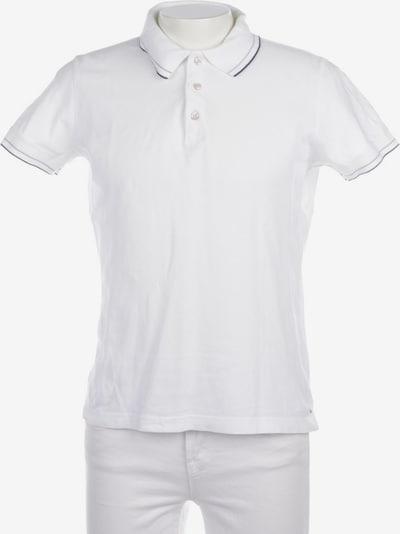 PRADA Poloshirt in S in elfenbein, Produktansicht