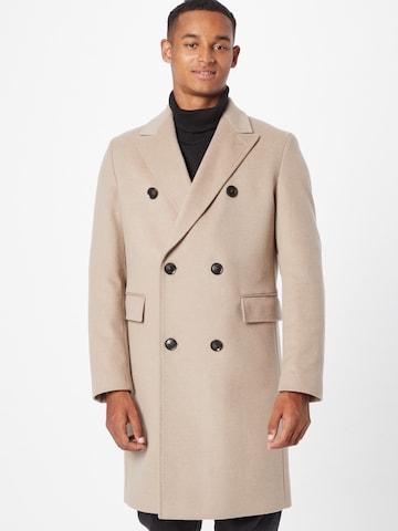 Cappotto di mezza stagione '11 Park Lane' di STRELLSON in beige