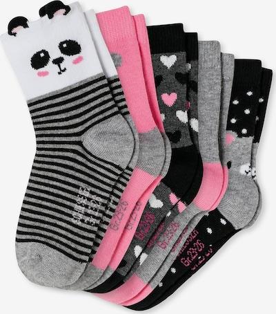 SCHIESSER Sokken in de kleur Gemengde kleuren, Productweergave