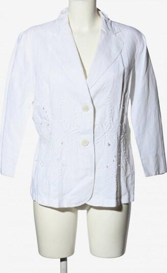 Olsen Kurz-Blazer in L in weiß, Produktansicht