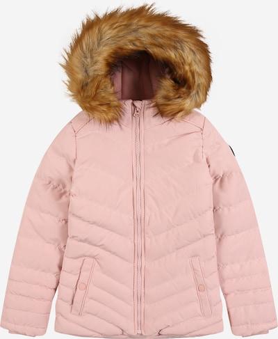 Cars Jeans Zimná bunda 'Coleta' - svetlohnedá / ružová, Produkt