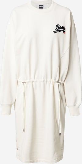 BOSS Kleid 'C_Eyona_Russell Athletics' in weiß, Produktansicht