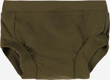 NAME IT Swimming shorts 'Zan' in Green