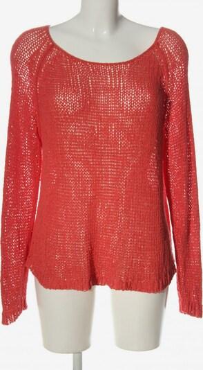 SACKS Rundhalspullover in S in rot, Produktansicht