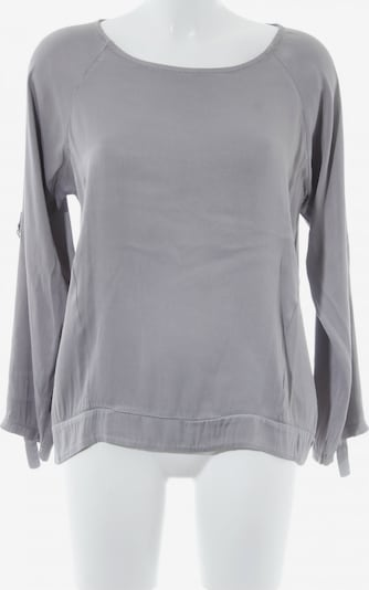 transfer Langarm-Bluse in M in pastelllila: Frontalansicht
