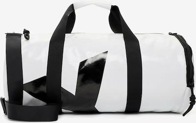Suri Frey Sac week-end 'Jessey-Plane' en noir / blanc, Vue avec produit