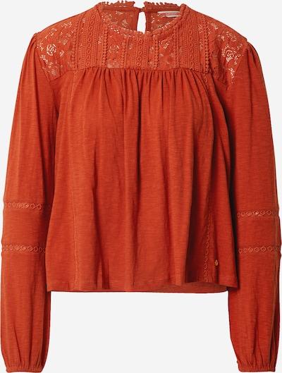 Superdry Bluse 'Detroit' in orange, Produktansicht