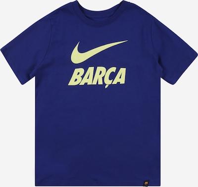NIKE Funkčné tričko 'FC Barcelona' - kráľovská modrá / biela, Produkt