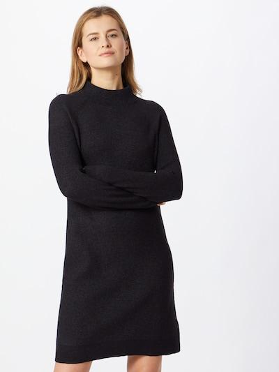 TOM TAILOR Strickkleid in schwarz, Modelansicht
