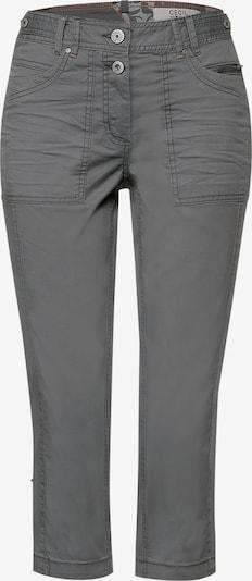 CECIL Pantalón en gris, Vista del producto