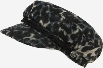Barts Bonnet 'Skipper' en beige / bleu / noir, Vue avec produit