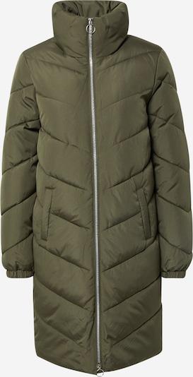 JDY Vinterfrakke 'NEW FINNO' i mørkegrøn, Produktvisning