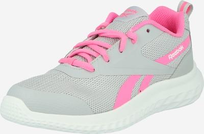 Sportiniai batai 'RUSH RUNNER 3.0' iš REEBOK , spalva - pilka / rožinė, Prekių apžvalga