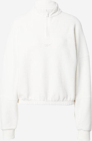 balta Reebok Sport Sportinio tipo megztinis