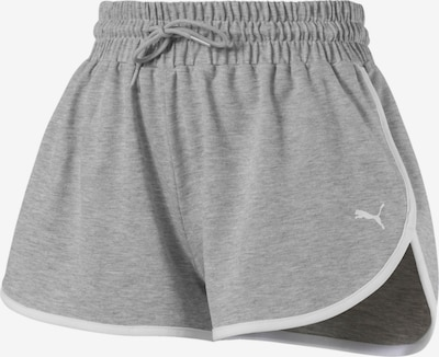 PUMA Sporthose in grau / weiß, Produktansicht
