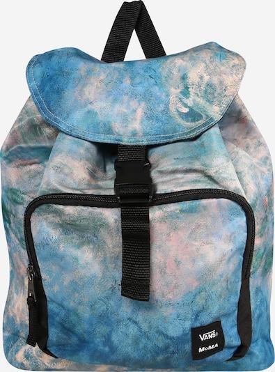 VANS Batoh - modrá / zmiešané farby, Produkt