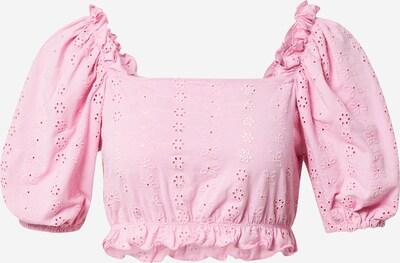 Gina Tricot Блуза в розово: Изглед отпред
