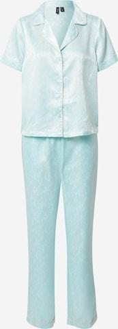 VERO MODA Pyjama 'NINA' in Blau