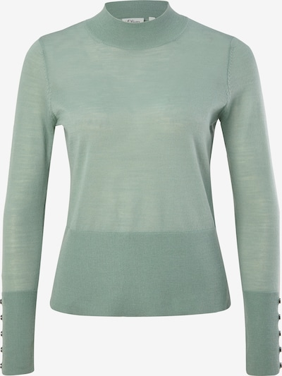 s.Oliver BLACK LABEL Sweater in Pastel green, Item view