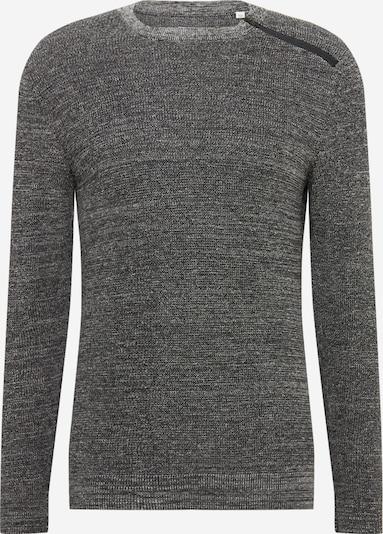 JACK & JONES Pullover 'Mount' in graumeliert, Produktansicht