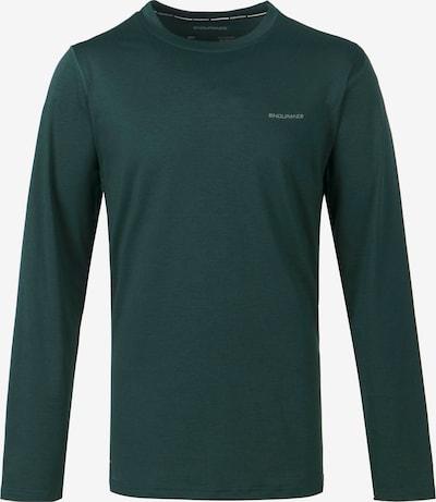 ENDURANCE Funktionsshirt 'MELL M MELANGE' in dunkelgrün, Produktansicht