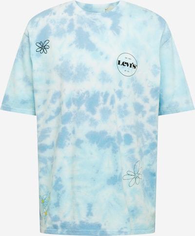 LEVI'S Shirt 'STAY' in de kleur Blauw / Lichtblauw / Wit, Productweergave
