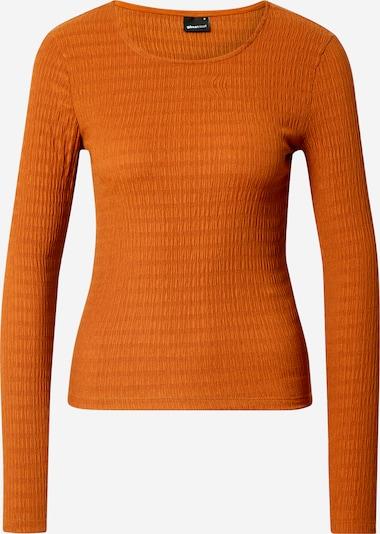 Gina Tricot Shirt 'Lisa' in dunkelorange, Produktansicht